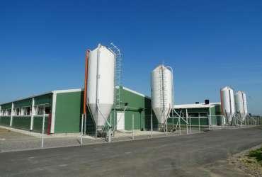 land- en tuinbouwloodsen-staalbouw